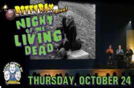 Rifftrax: Night Of The Living Dead